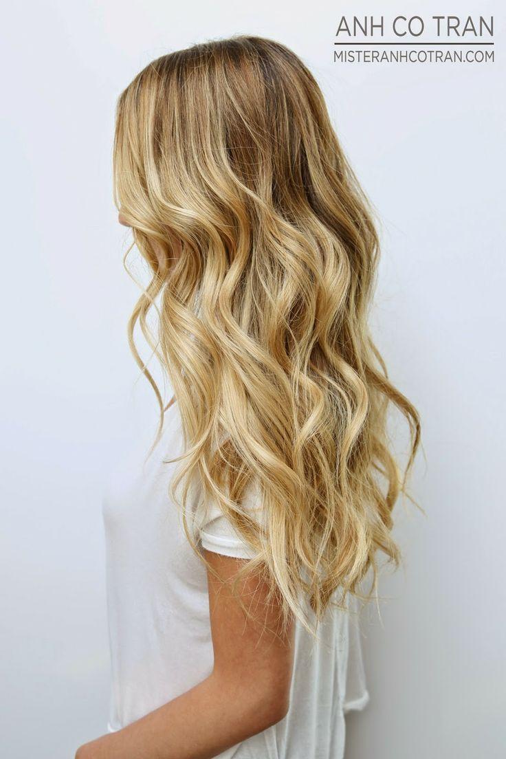 La Long And Glorious Hair At Ramirez Tran Salon Cut
