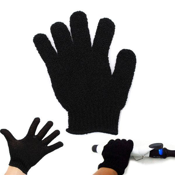 Heat Resistant Glove for Straighteners Hair Curler Hair Dressing Tools Hand Protector