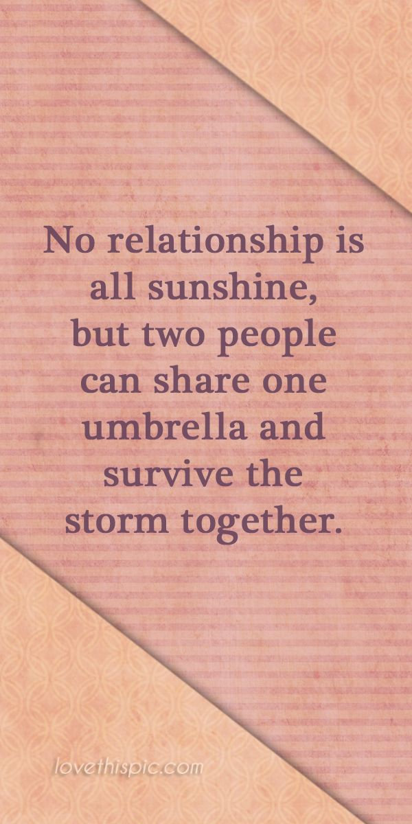 I'll share an umbrella with you any day :)