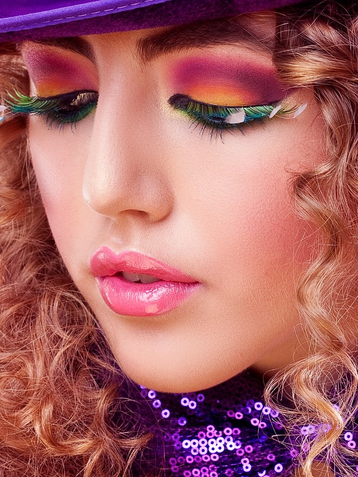 MUA: Judith Paredes for Ruby Makeup Academy, Photographer: Viktorija Pashuta.