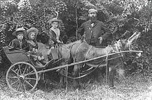 Theodor Herzl - Herzl and his children on a trip in 1900 - Wikipedia, the free encyclopedia