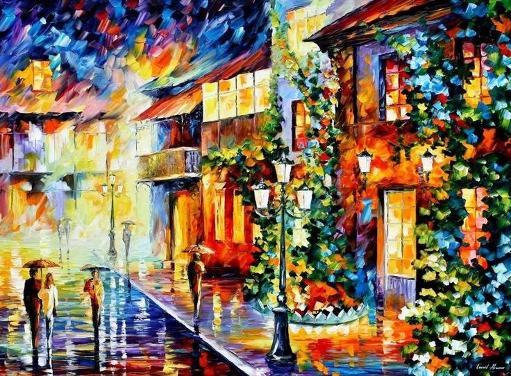 основном современные художники красивые картины вызовет