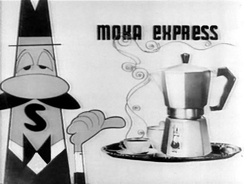 Moka Express, Alfonso Bialetti, 1950.  More than 270 million mokas have been sold over the course of its sicty-year lifetime.