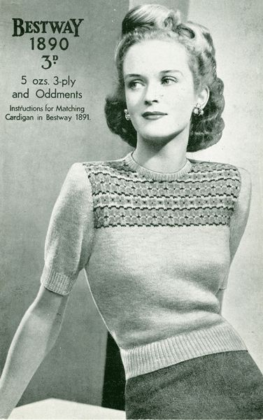 178 best Vintage Knitting and Crochet Patterns images on Pinterest ...