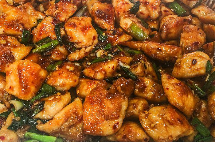 General Tso S Chicken Recipe For Your Blackstone Griddle Griddle Recipes Outdoor Griddle