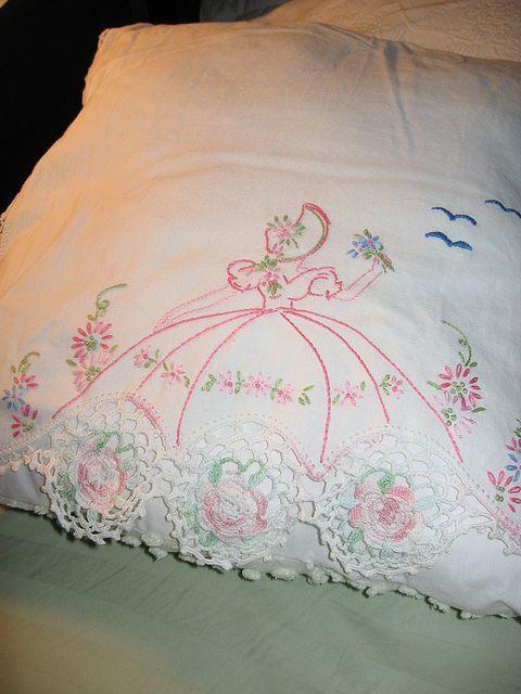 crinoline lady and lace