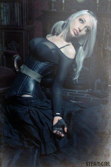 Fashion Wallpaper Girl Kato S Dark Dream Steampunk Quot Super Model Quot Steamgirl