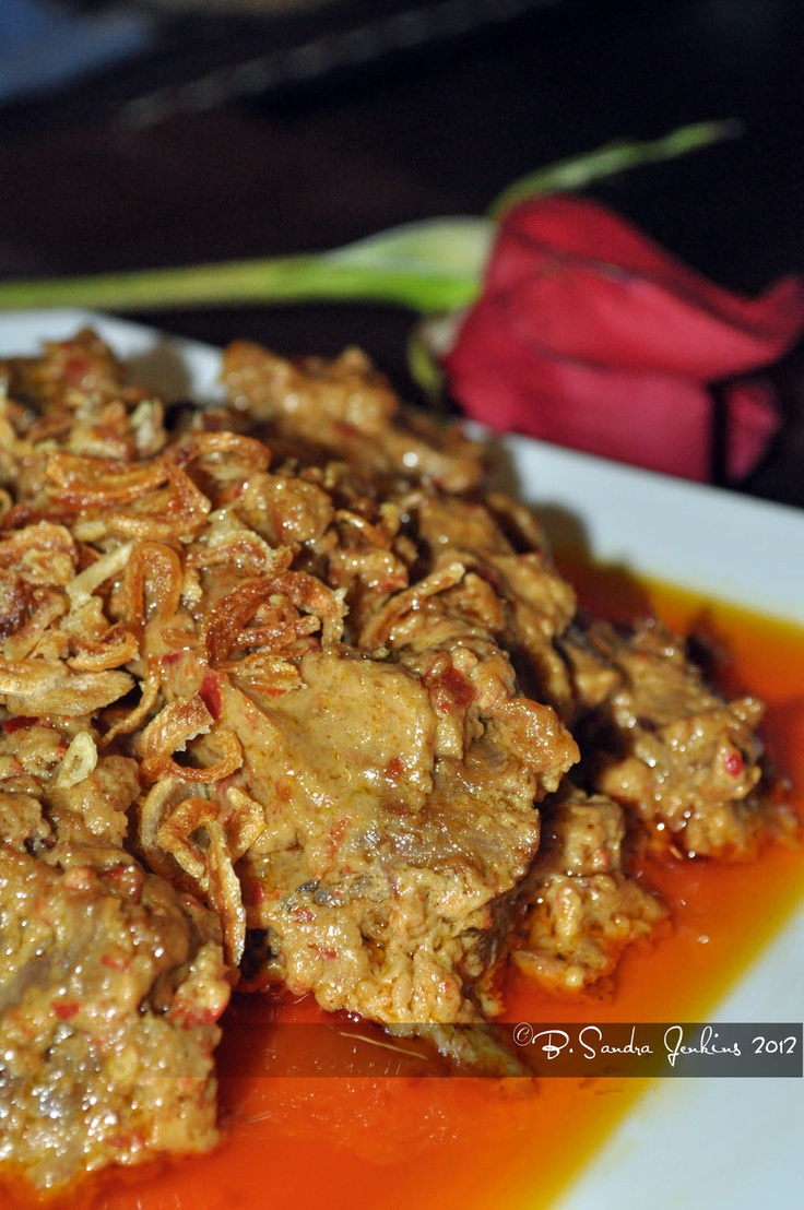 Beef Rendang ( Indonesian Food )this looks good but no recipe!