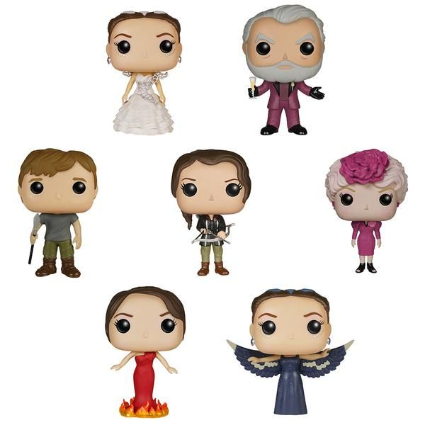 Cuteness Overload! #TheHungerGames #Funko Pop Vinyls Are Coming!  http://www.panempropaganda.com/movie-countdown/2015/9/25/the-hunger-games-funko-pop-vinyls-are-coming.html
