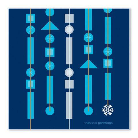 theodore + paper: garlands card – theodore + paper
