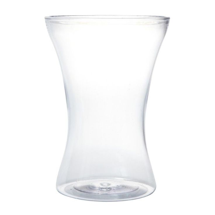 2 X 10cm Clear Acrylic Cube Vases Lightweight Durable Plastic Small Container 4 Weddings Special