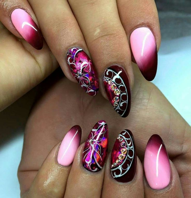 Love it! #nails #printablexpressions
