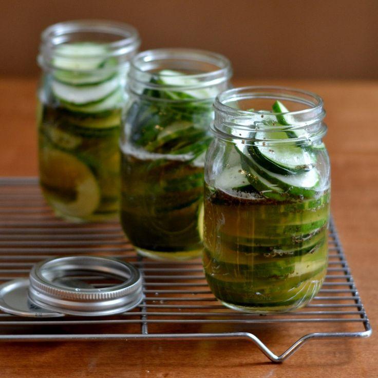 Easy Homemade Pickles | Recipe