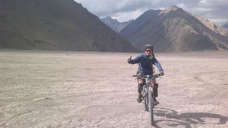Ruta mountain bike Www.maipoadventure.cl Reserva aquí!