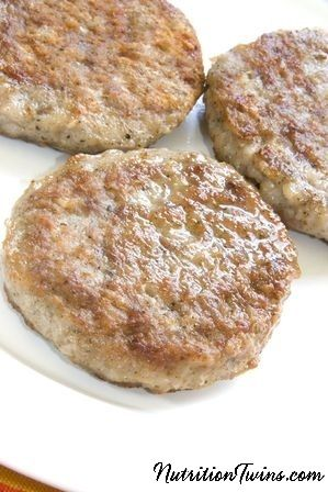 """Apple """"Sausage"""" with Sage 