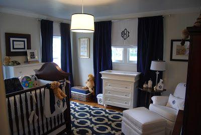 Nursery Notations: Real Rooms - Fabulous Fete Nursery
