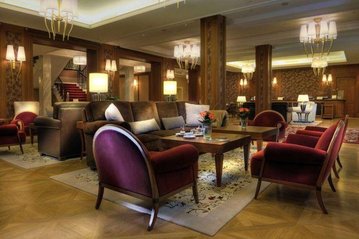 Grand Hotel KEMPINSKI - Fedezze fel a Csorba-tó (szlovákul Štrbské Pleso) partján álló meseszép Grand Hotel Kempinski szállodát, a Magas-Tátrában!