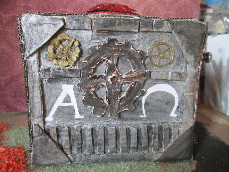Pandora S Box Once Upon A Time Craft Project Diy Once