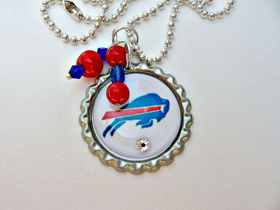 Check out this item in my Etsy shop https://www.etsy.com/listing/242729779/buffalo-bills-football-necklacebuffalo