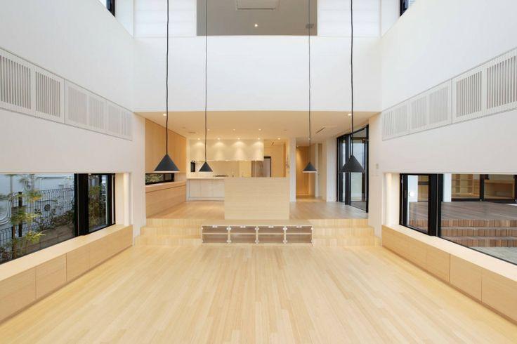 : Kitchens Spaces, Lamps Design, Hanging Lights, Dreams Home, Suzuki Association, Architecture Interiors, Interiors Architecture, Interiors Design, Edward Suzuki