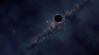 Professor Stephen Hawking delivers the first of his BBC Reith Lectures on black holes.