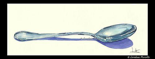 Cucchiaio - Spoon - one of a triptych   Flickr – Condivisione di foto!