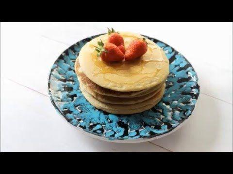 Gluténmentes amerikai palacsinta - www.glutenmentessutemeny.hu