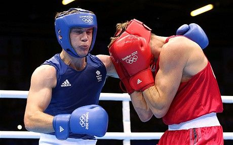 Fred Evans - London 2012 Olympics: Fred Evans settles for silver as Serik Sapiyev shows class (www.telegraph.co.uk)