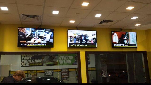 Tint World Saudi Arabia Showroom Video Services