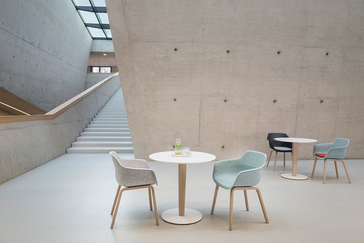 crona felt not only go perfectly in any cafeteria, but also fit easily into any other room concept #cafeteria #furniture