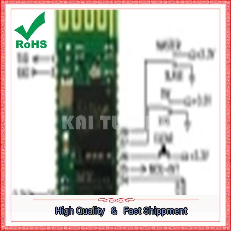 BC04-B master-slave Bluetooth serial port adapter Bluetooth serial module Bluetooth to serial module board