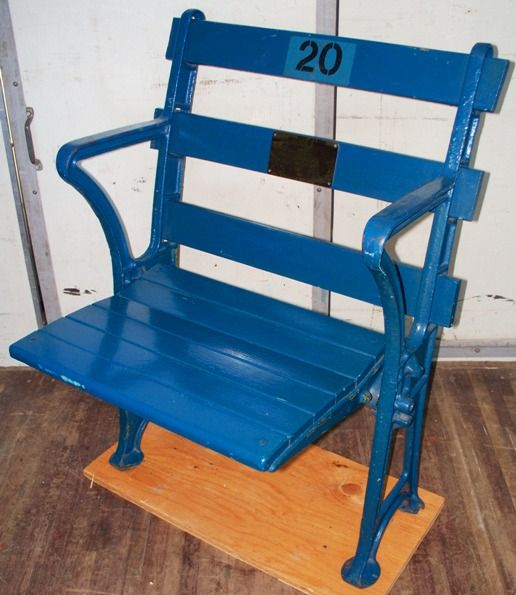 Imagine one of these Yankee Stadium seats in your living room?