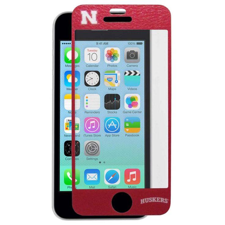 Nebraska Cornhuskers iPhone 5/5S Screen Protector CI5SP3