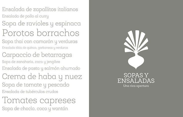 Algunas de las sopas y ensaladas incluídas en el libro Del Blog A La Mesa