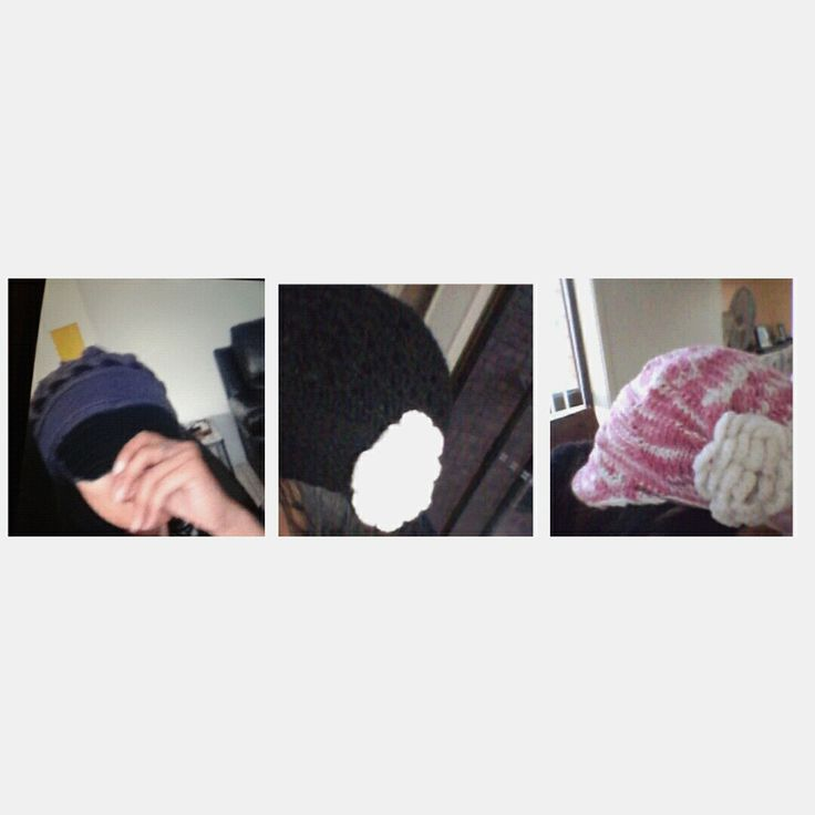 Winter hats (knitt&crochet)