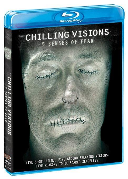 Thea Trinidad & Hilary Greer & Eric England-Chilling Visions: 5 Senses of Fear