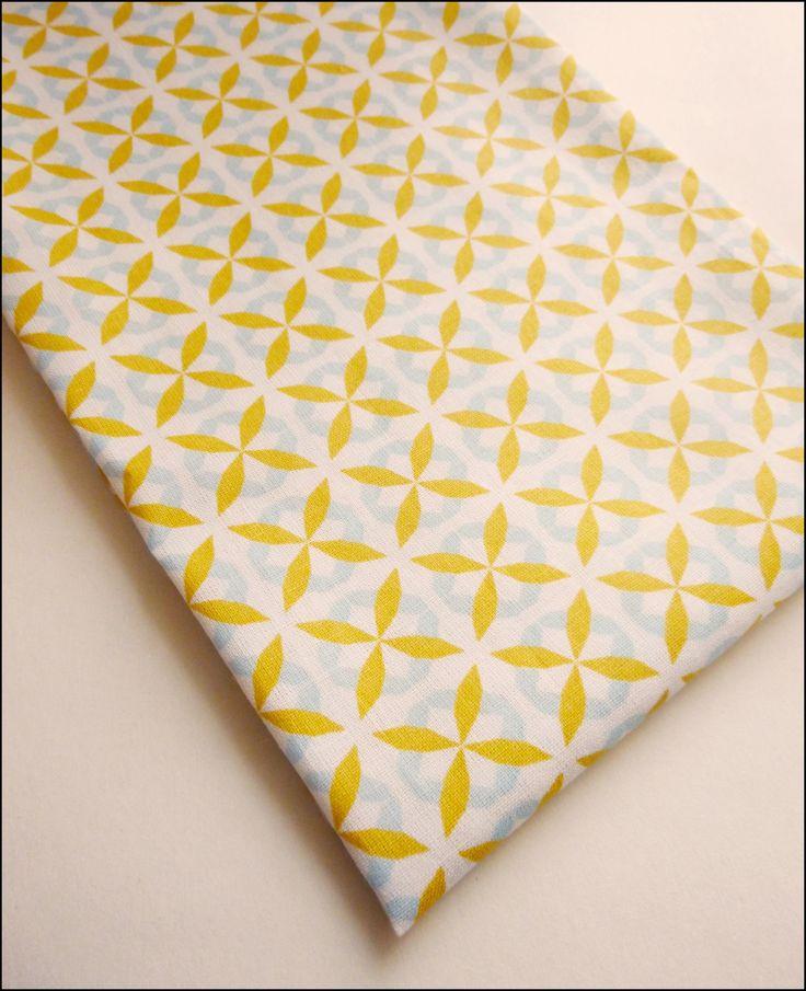 Coupon 60 x 140 cm motifs géométriques tendance vintage scandinave : Tissus Habillement, Déco par la-mercerie-d-elyzza