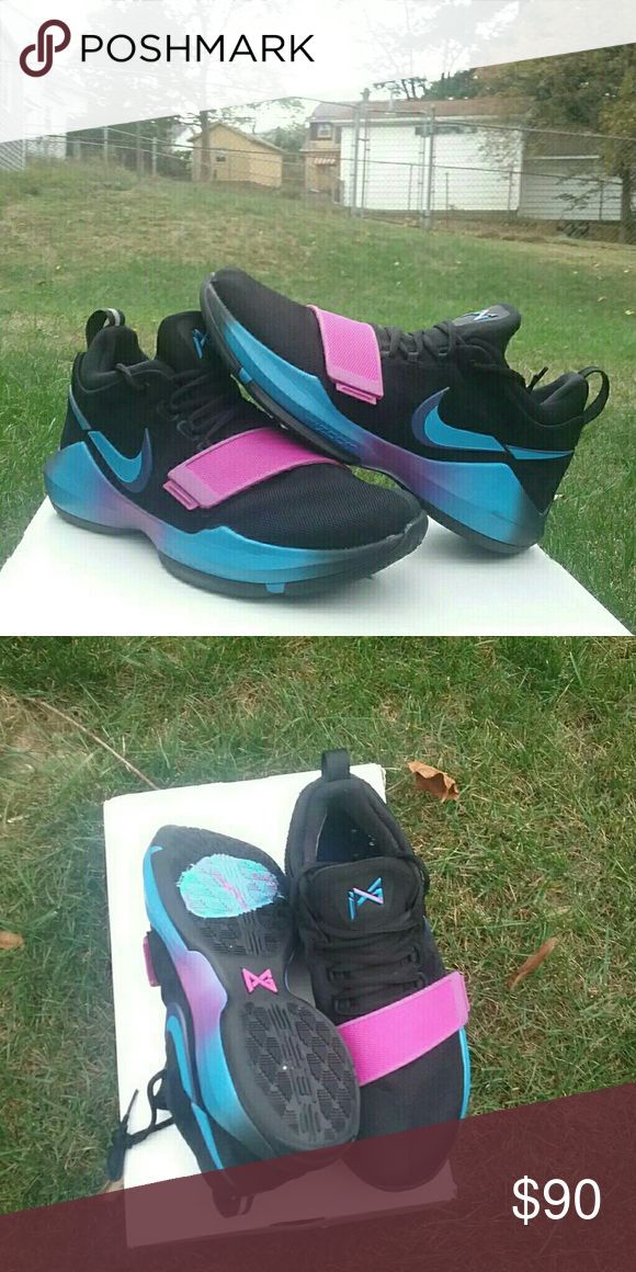 Paul george 1 Worn 3 times Nike Shoes Sneakers