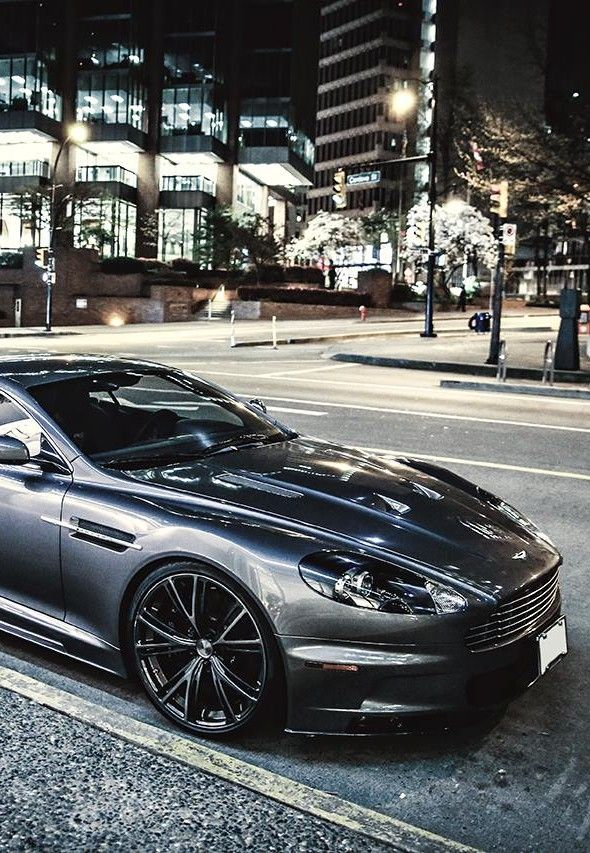 Second favorite!! Aston Martin DBS