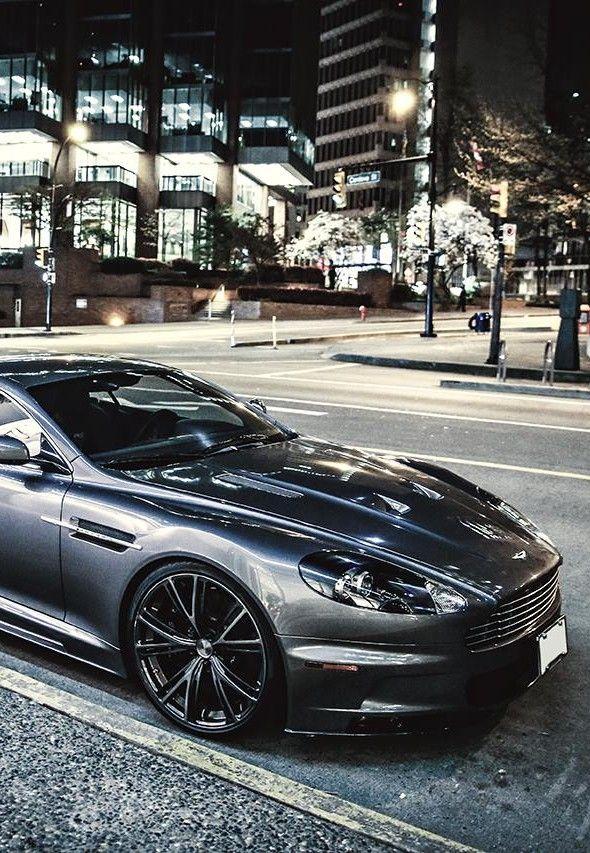 Second favorite!! Aston Martin DBS