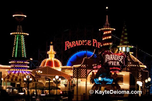 Tips to Make the Best of Your Visit to Disney California Adventure: Rides and Attractions at Disney California Adventure by Location