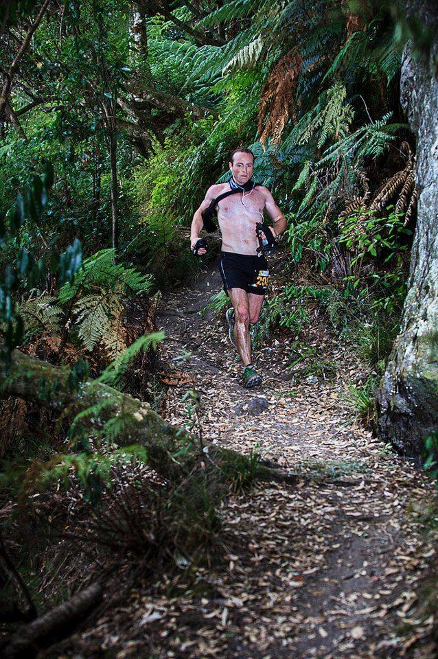 Tarawera Ultra Marathon 100k 2013