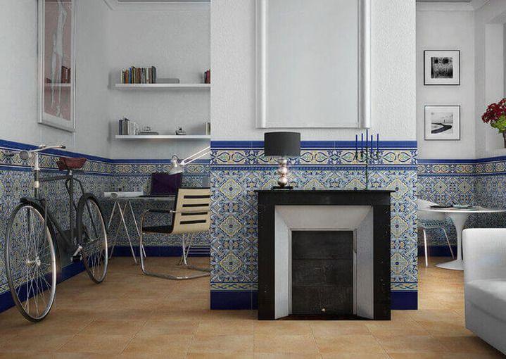марокканская плитка фартук на кухню: 22 тыс изображений найдено в Яндекс.Картинках