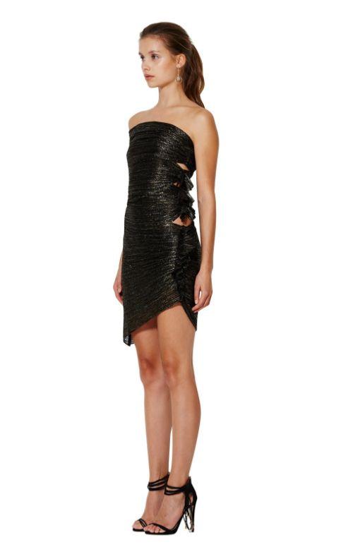 bec and bridge - Glitter Rain Mini Dress