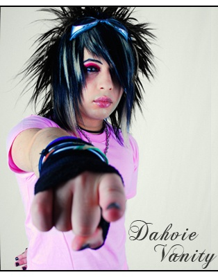 Dahvie Vanity-Blood on the Dancefloor