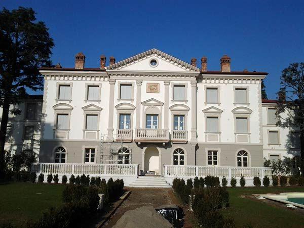 7 best decorazioni facciate eleni decor facade decor - Facciate case esterne ...