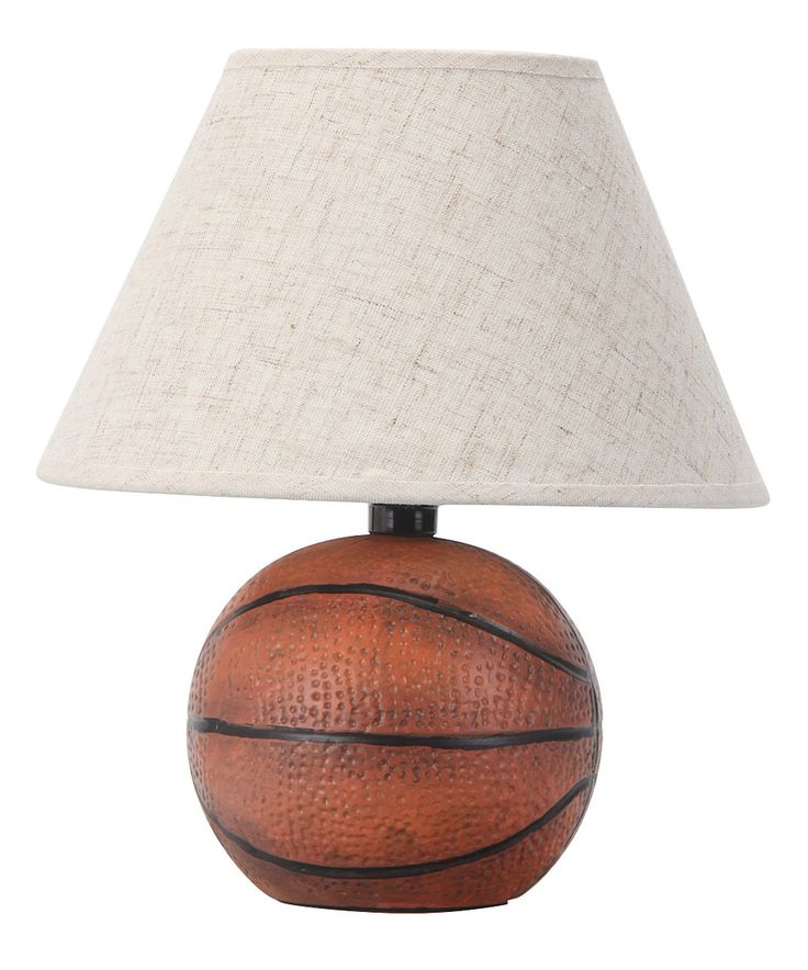 look at this zulilyfind weathered basketball lamp by wholesale home dcor zulilyfinds - Diy Entfernbarer Backsplash