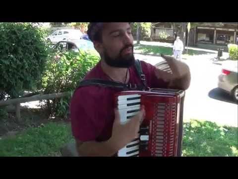 Entrevista músicos callejeros (Villarica)