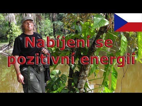 Petr Chobot - Nabíjení se léčivou energií - YouTube