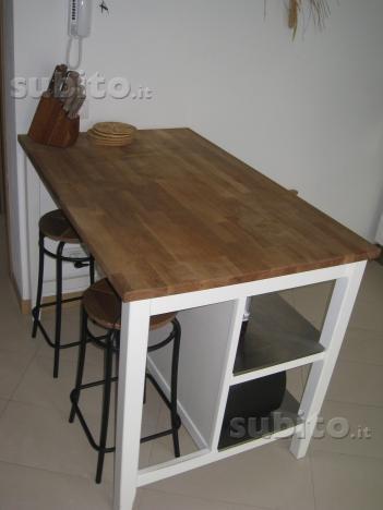 Isola per cucina aperta da tutti i lati  For the Home  Dining table Home decor Furniture